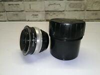 Photo lens I-23U 4,5/110mm INDUSTAR lens for Photograph enlarger USSR