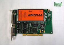 Audio Science ASI5044 professional PCI audio adapter