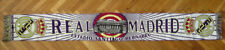 SCARF REAL MADRID FOOTBALL SOCCER NEW