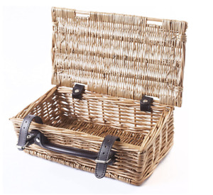 NEW 12 inch Wicker Hamper   *Perfect for you to create your own bespoke gift*