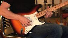 fender stratocaster sunburst Usa vintage - tutta originale