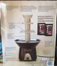 Wilton Chocolate Pro 3 Tier Fountain, 2104 9008