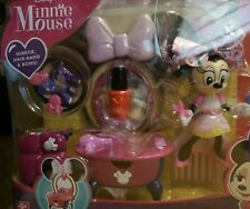 Minnie Mouse 06766 Dressing Table Hair Styling Station Playset, New Disney