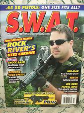 SWAT 7/2007~YOST-BONITZ 45-70 MARLIN~ROCK RIVER UTE2 CARBINE~KINGHT ARMAMENT PDW