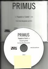 Les Claypool PRIMUS Tragedy's a Comin TST PRESS PROMO CD Radio DJ Single 2011