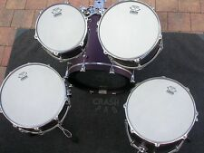 ONE OF A KIND!!! FACTORY CUSTOM ORDERED TRICK DRUM SET 18-10-12-14 + SNARE DRUM