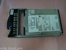 IBM 300GB SCSI  U320 Ultra320 10K 40K1025 39R7312 26K5823 3.5 HARD DRIVE W CADDY