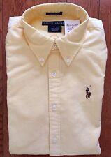 NWT Ralph Lauren Dress Shirt Womens Oxford Slim Fit Shirt Top size 0