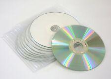 10 x TRAXDATA RITEK Full-Face a Getto D'InchIostro Stampabile CD in plastica HQ PORTAFOGLI 52x S..