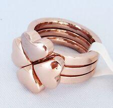 Modeschmuck-Ringe im Dreierring-Stil ohne Stein für Damen