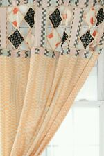New $89 Mociun Curtain - pink/rose - 52x84