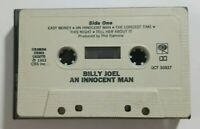 Billy Joel An Innocent Man Audio Cassette Tape No Inlay 1983 CBS Records