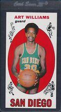 1969/70 Topps #096 Art Williams Rockets EX *856