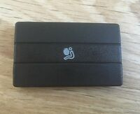 VW T4 Transporter Dashboard Airbag Switch FRONT COVER ONLY **Genuine VW part**