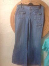 Women's/girls size 30 'ROXY' QUIKSILVER Denim  Jeans 👖 IMMACULATE