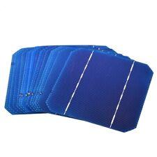 Aiyima 20Pcs 125*125 Silicona Panel Solar hazlo tú mismo poder célula solar de cargador de baterías