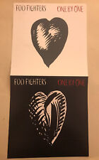 Foo Fighters Rare 2002 Double Sided Promo Poster Flat for One Cd Mint Usa 12x24