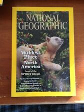 National Geographic Aug 2011 Wildest Place in America, So. Africa's Fossils VG+