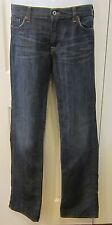 Lucky Brand Long Inseam Sundown Straight Made In USA Denim Jeans 16/33 16