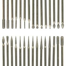 Pro Nail Art Electric Files Drill Bits Replacement Kit Salon Tool Set Pack of 30