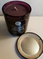 DW Home LAVENDER CHAMOMILE Single Wick 9.7 oz. Medium Scented Candle New