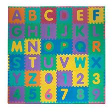 "Toddler Foam Floor Play Mat Puzzle 36pcs 12""Tile Baby Kids Playmat Area Floring"