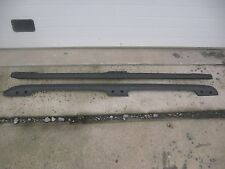 01 02 03 FORD EXPLORER SPORT 2DR ROOF RACK SIDE RAILS