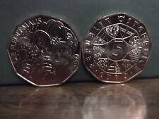 Münzen der BRD in Euro-Währung aus Kupfer