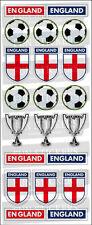 STICKER SHEET - England 708  (2 sheets)