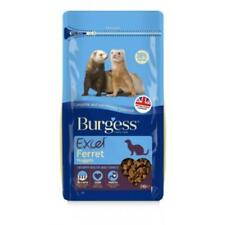 Burgess EXCEL FERRET NUGGETS Natural Pellet Diet Chicken Food Dinner 2kg