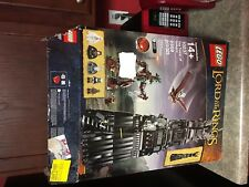 LEGO 10237 Tower of Orthanc Set ~~ Lord of the Rings Series ~~ NEW! Damaged Box