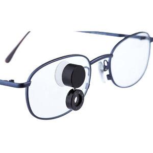 Mini Irisblende f.normale Brille  Schießbrille Gehmann  NEU