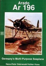 Arado Ar 196 Germany's Multi-Purpose Seaplane