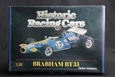 YS024 HELLER humbrol 1/24 maquette voiture 80748 Brabham BT 33 N°17