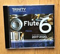 Trinity College London: Flute Exam Pieces Grade 6 2017 - 2020 CD