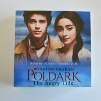 The Angry Tide: POLDARK:  by Winston Graham - Unabridged Audio Book  15CDs