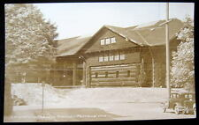 Portland OR~1930's LARGEST LOG CABIN IN THE WORLD~RPPC