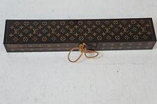 Louis Vuitton bocadillos usar palillos chinos Chop sticks OVP