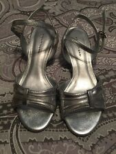 Predictions Open Toe Synthetic  Shoes, Sandals, Heels  Size 5