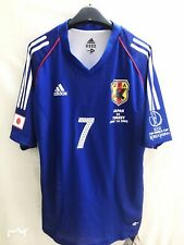 vintage soccer t shirts 2002 Fifa World Cup Japan National Player Jersey Nakata