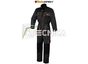 Anzug Voll von der Arbeit beta work 7905E Aus T/C Leinwand Viele Reißverschluss
