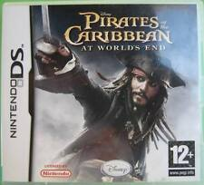 ★☆☆ DS game - Pirates of the Caribbean: At World's End ☆☆★