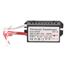 110V to 12V 60W Halogen Light Lamp Power Supply Converter Electronic Transformer