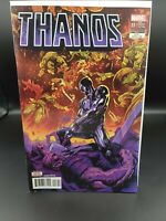 Thanos #17 2nd print Marvel Comics 2017 series Donny Cates Fallen One VF/NM