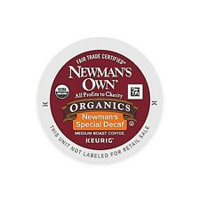 Newman's Own Organics Special Decaf Coffee Keurig K-Cups - 18 COUNT PACK  $SAVE$