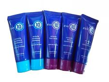 It's a 10 Miracle Moisture Shampoo Conditioner Hair Mask Travel Set 2 oz each