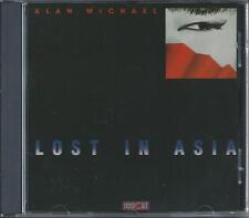 ALAN MICHAEL - Lost in Asia CD Album 8TR Jazz WEST GERMANY Print 1988