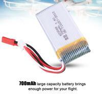 7.4V 700mAh Lipo Battery RC Accessory for MJX X600 Drone Quadcopter