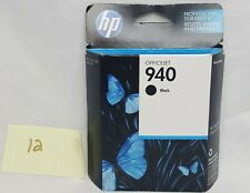 HP Inkjet Print Cartridge - HP 940 - Black - C4902AN - New