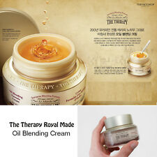 The Face Shop The Therapy Oil Blending Formula Cream Anti Aging K-Beauty Korea
